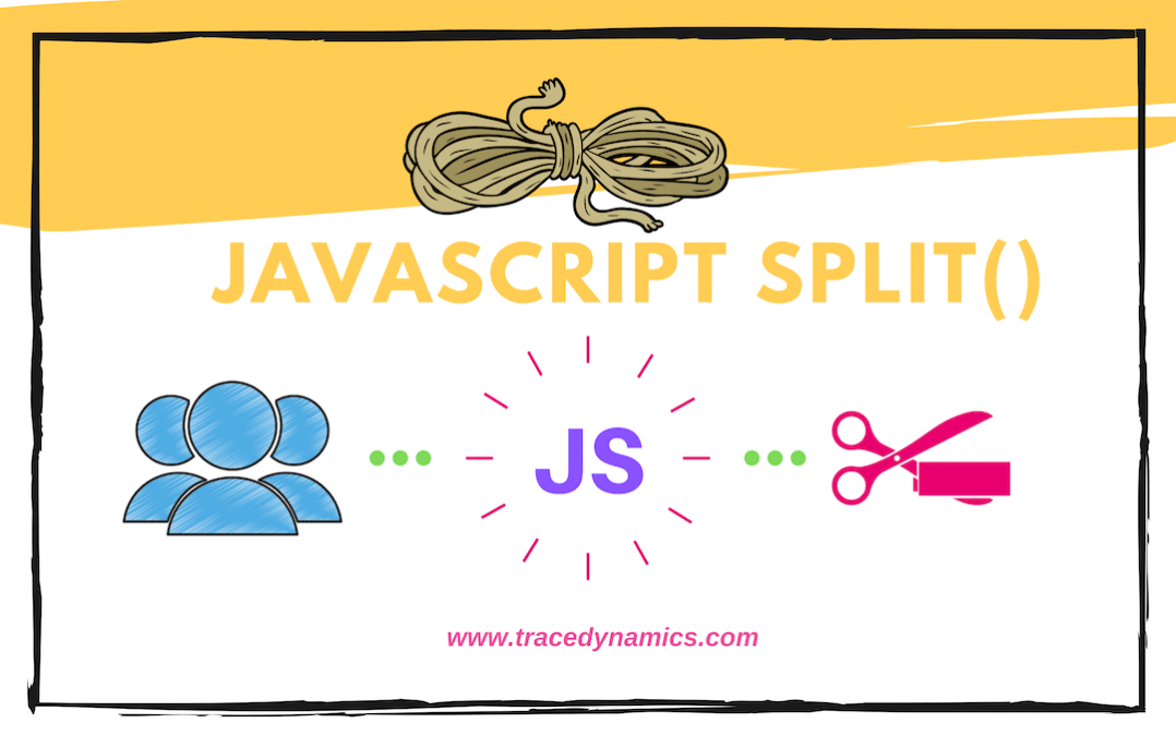 JavaScript Split String Method