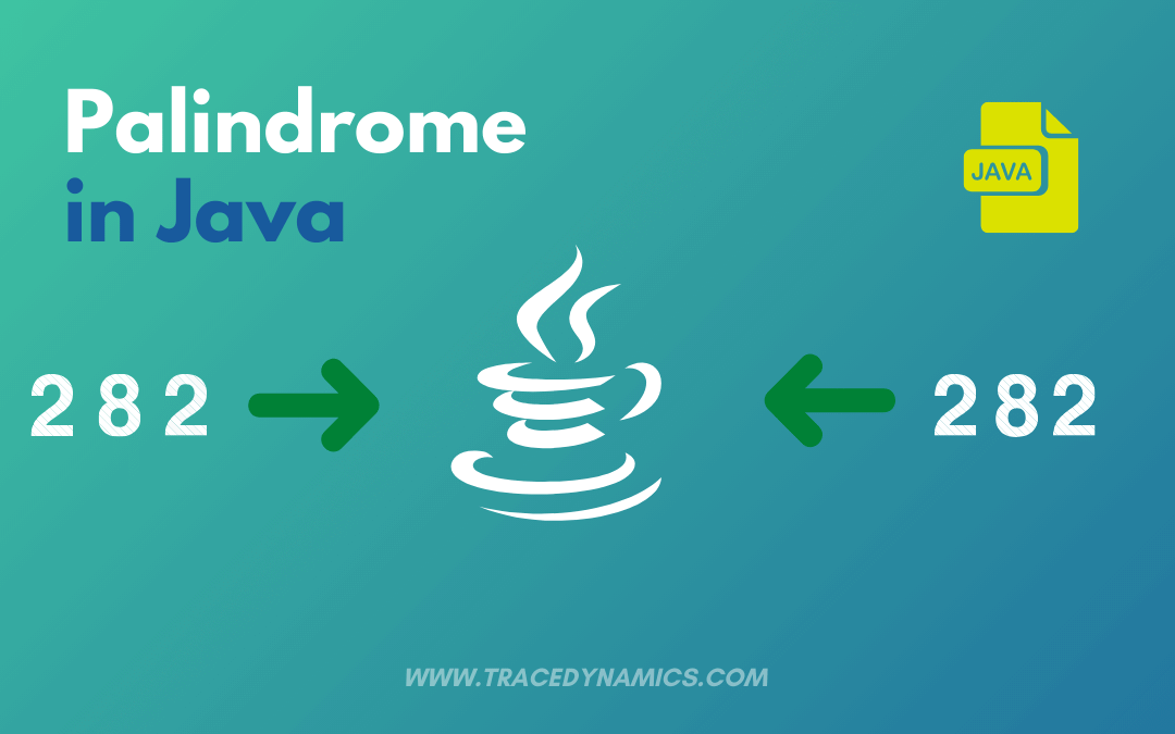 Palindrome Program In Java: Learn How To Check it a number or a string