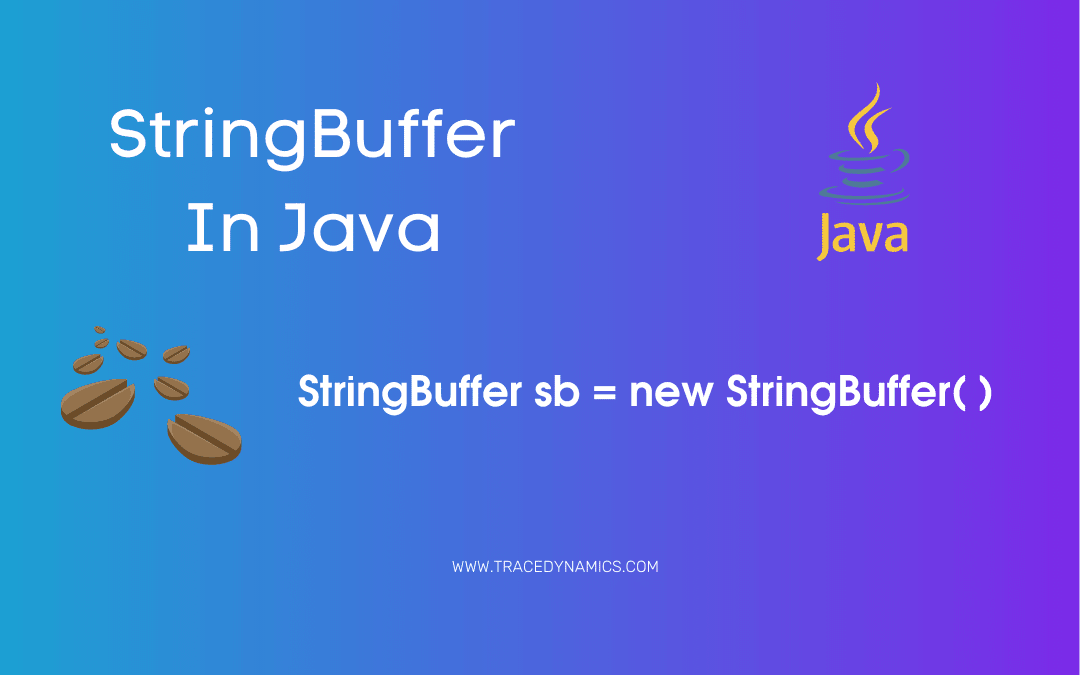 StringBuffer in Java